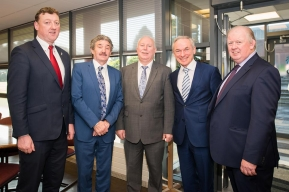 Ministers Visit Waterford Training Centre