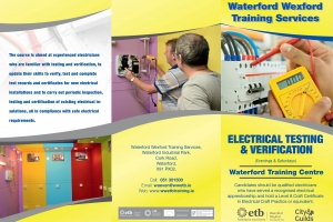 Electrical Testing and Verification Course