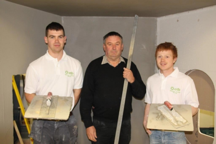 An IrelandSkills Preliminary Competition was held in Waterford Training Centre last week.