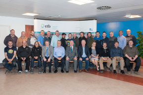 Waterford Wexford Training Services Deliver First Red Seal Qualification in Ireland